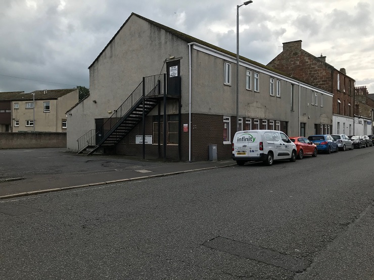 Fully let investment opportunity in Ayr for sale