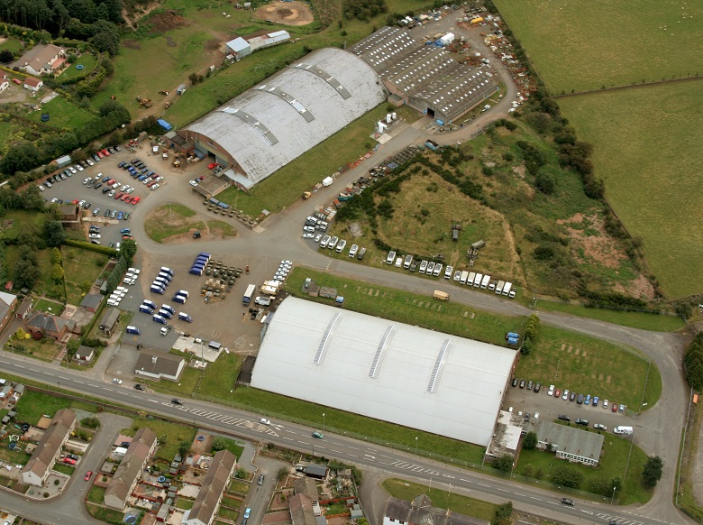 Shepherd brings significant landholding in Dumfries to market for sale as redevelopment opportunity
