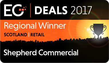 Shepherd once again dominates EGi Scottish commercial property awards