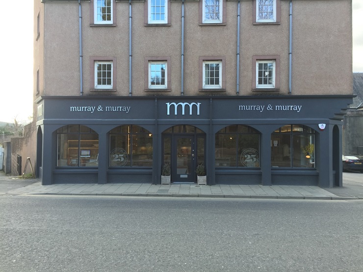 Shepherd offers retail unit on Banchory High Street for sale or lease