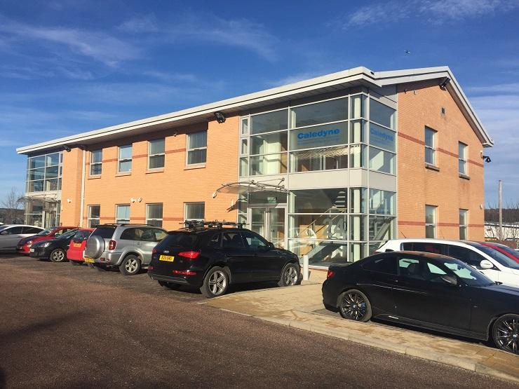 Shepherd offers high spec modern office pavilion in Aberdeen to let