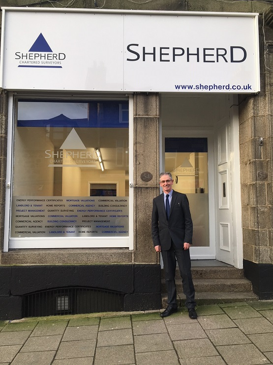 Shepherd makes its move in Fraserburgh with a broad view of the local housing market