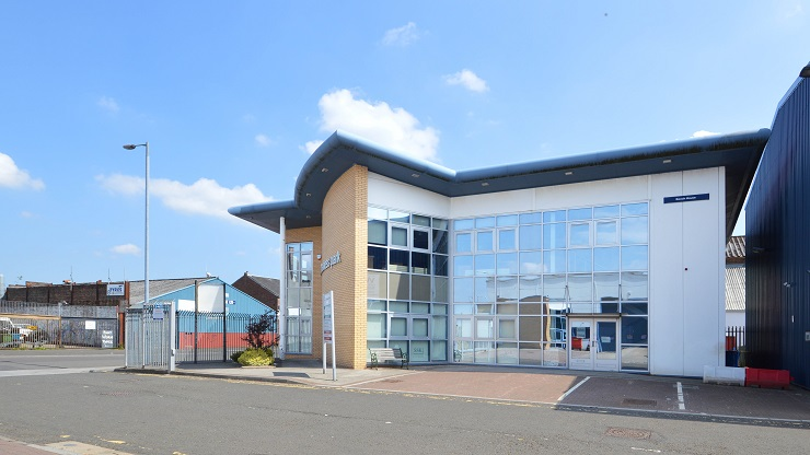 Business park investment opportunity in Ibrox, Glasgow for sale