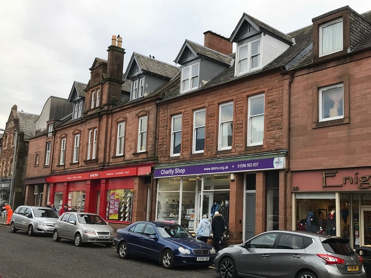 Shepherd and Walker & Sharpe appointed joint agents to sell Dumfries and Galloway commercial property portfolio