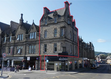 Shepherd sells residential investment opportunity in Inverness