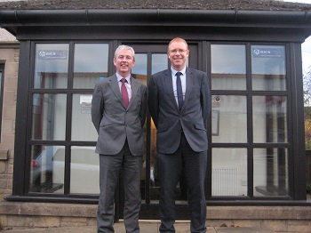 Shepherd moves in with next-door neighbour in St Andrews following merger with Hardies