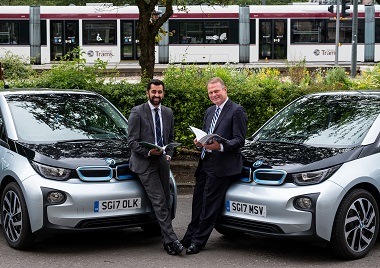 Shepherd charges ahead to next survey with electric fleet