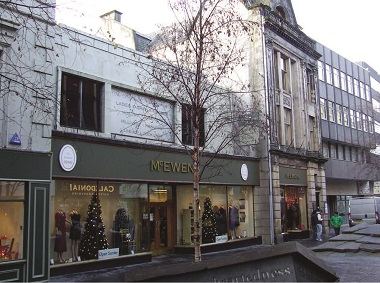 Historic former McEwens of Perth department store in Inverness set to be revolutionised following sale by Shepherd