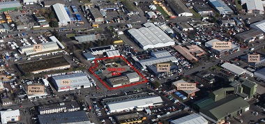 Shepherd offers prime industrial redevelopment opportunity in Inverness for sale