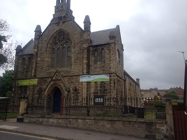Shepherd sells B-listed church in Gorebridge to nursery