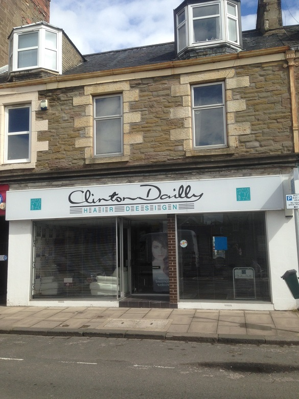 Shepherd markets former hair salon in Broughty Ferry for lease following sale to new owner