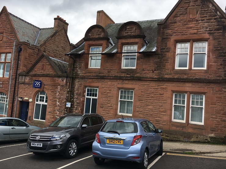 Closing date set on sale of former police station and Job Centre in Inverclyde