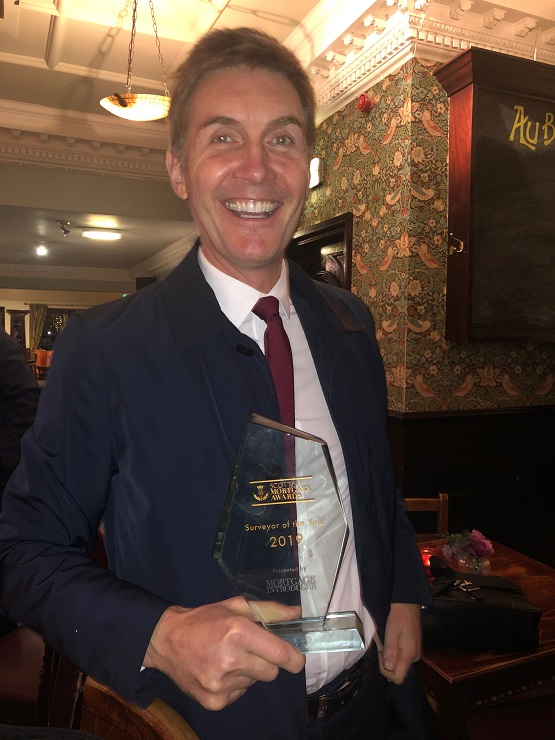 Shepherd named Surveyor of the Year and most active agent in Scotland's retail and investment sectors