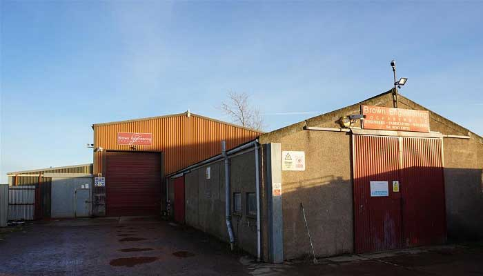 Shepherd sets closing date for sale of prominent industrial site at Mosstodloch, Morayshire