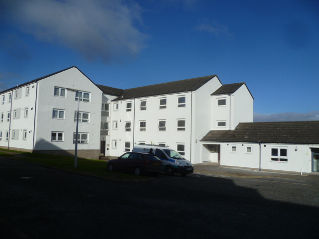 Kingsway Apartments in Dundee for sale as development opportunity