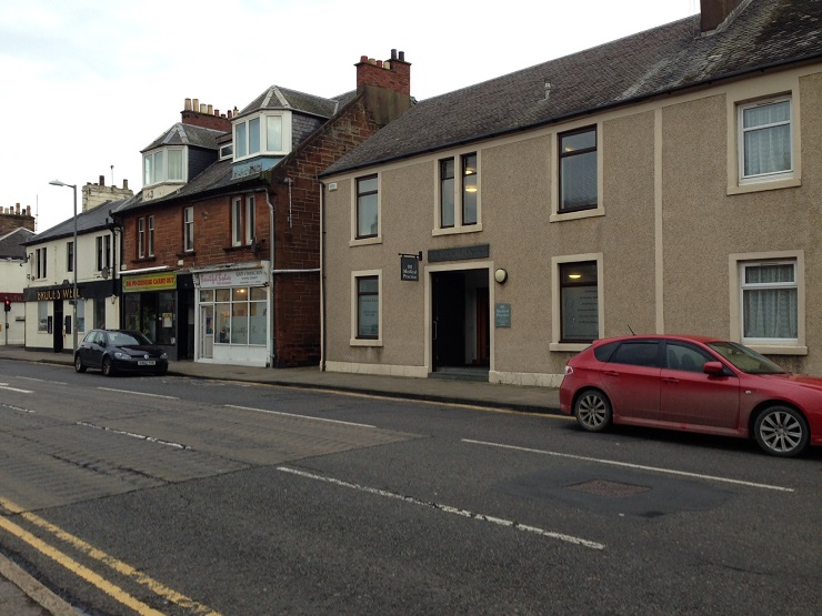 Former surgery in Troon for sale