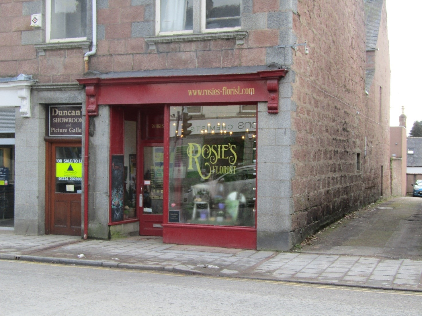 Retail Premises In Prime Banchory Location To Let