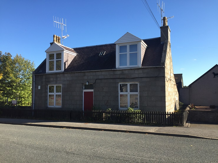 Shepherd offers former Shed Studios, Kintore for sale
